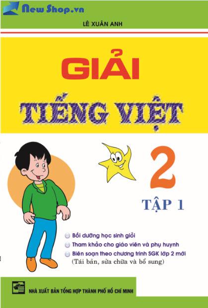 Giải Tiếng Việt Lớp 2 Tập 1