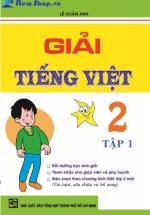 Giải Tiếng Việt 2 Lớp Tập 1
