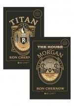 Combo Gia Tộc Morgan + Titan - Gia Tộc Rockefeller (Bộ 2 Cuốn)
