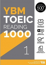 YBM Actual Toeic Tests RC 1000 - Vol 1
