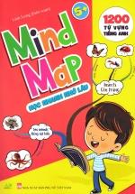 Mind Map - Sơ Đồ Tư Duy 1200 Từ Vựng Tiếng Anh Cho Bé Với 37 Chủ Đề