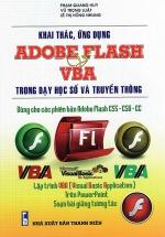 Khai Thác, Ứng Dụng Adobe Flash Vba Trong Dạy Học Số Và Truyền Thông