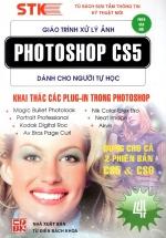 Giáo Trình Xử Lý Ảnh Photoshop CS5 Dành Cho Người Tự Học - Tập 4 - Khai Thác Các Plug-In Trong Photoshop