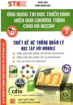 Ứng Dụng Tin Học Triển Khai Hiệu Quả Chương Trình CDIO Và HEEAP - Tập 2