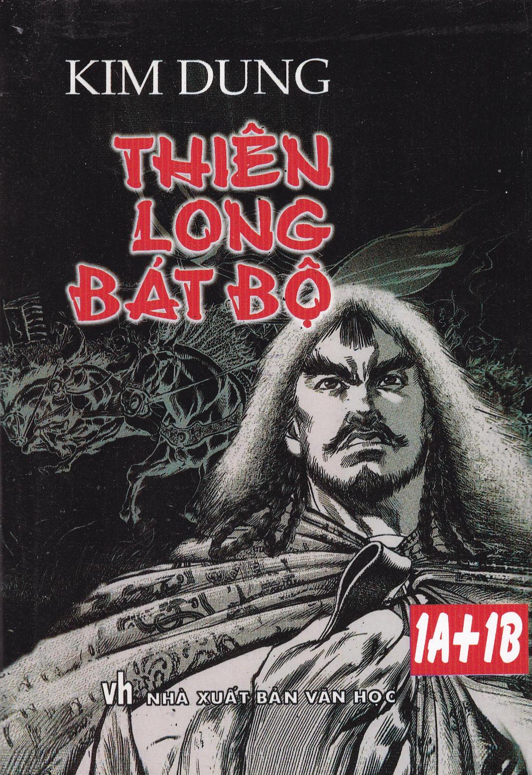 Thiên Long Bát Bộ (Trọn Bộ 5 Cuốn)