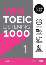 YBM Actual Toeic Tests LC 1000 - Vol 1