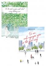 Combo Sách Vì Em, Anh Nguyện Yêu Cả Thế Giới Này + Vì Là Anh, Muộn Một Chút Cũng Không Sao (Bộ 2 Cuốn)