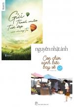 Combo Sách Con Chim Xanh Biếc Bay Về + Gửi Thanh Xuân Tươi Đẹp Của Chúng Ta (Bộ 2 Cuốn)