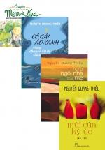 Combo Sách Nguyễn Quang Thiều (Bộ 4 Cuốn)