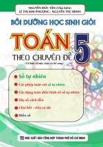 Bồi Dưỡng Học Sinh Giỏi Toán 5 Theo Chuyên Đề Số Tự Nhiên