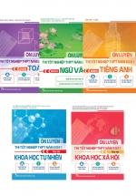 Combo Ôn Luyện Thi Tốt Nghiệp THPT Năm 2021 - Môn Toán Văn Anh Bài Thi Khoa Học Tự Nhiên Và Bài Thi Khoa Học Xã Hội (Bộ 5 Cuốn)
