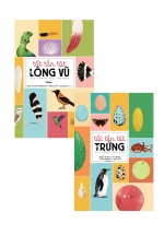 Combo Tất Tần Tật Về: Lông Vũ + Trứng (Bộ 2 Cuốn)