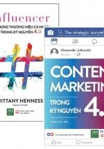 Combo Content Marketing Trong Kỷ Nguyên 4.0 + Xây Dựng Thương Hiệu Cá Nhân Trong Kỷ Nguyên 4.0 (Bộ 2 Cuốn)