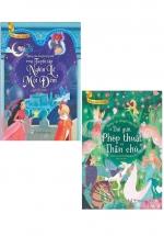 Combo Tủ Sách Vàng Cho Con - Những Câu Chuyện Hay Nhất Về Thế Giới Phép Thuật Và Thần Chú + Những Câu Chuyện Hay Nhất Trong Tuyển Tập Nghìn Lẻ Một Đêm (Bộ 2 Cuốn)