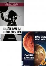 Combo Đàn Ông Sao Hỏa - Đàn Bà Sao Kim + Thư Gửi Người Đàn Bà Không Quen Biết (Bộ 2 Cuốn)