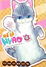 Hế Lô Nyao - Chuyện Về Chú Mèo Chuyên Hóng Hớt - Tập 6