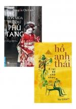 Combo Bốn Mùa Trên Xứ Phù Tang + Ở Lại Để Chờ Nhau (Bộ 2 Cuốn)