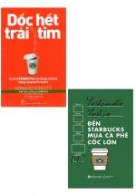 Combo Dốc Hết Trái Tim + Đến Starbucks Mua Cà Phê Cốc Lớn (Bộ 2 Cuốn)