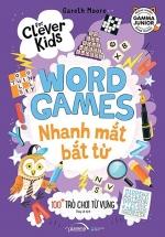 For Clever Kids - Word Games: Nhanh Mắt Bắt Từ - 100+ Trò Chơi Từ Vựng