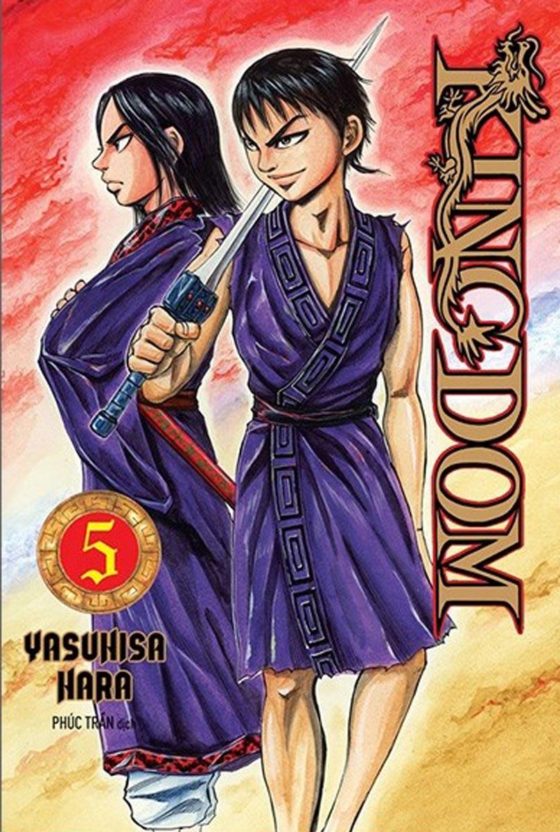 KINGDOM - Tập 5