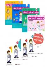 Bộ Sách Chăm Sóc Sức Khỏe Trẻ Em (Bộ 8 Cuốn)