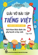 Giải Vở Bài Tập Tiếng Việt 5 Tập 1