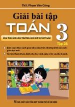 Giải Bài Tập Toán 3 Tập 2B ( Theo Mô Hình Trường Học Mới )