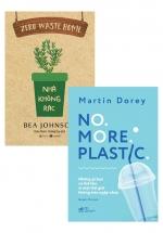 Combo Nhà Không Rác + No More Plastic (Bộ 2 Cuốn)