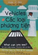 Slide And See - Vehicles: Các Loại Phương Tiện