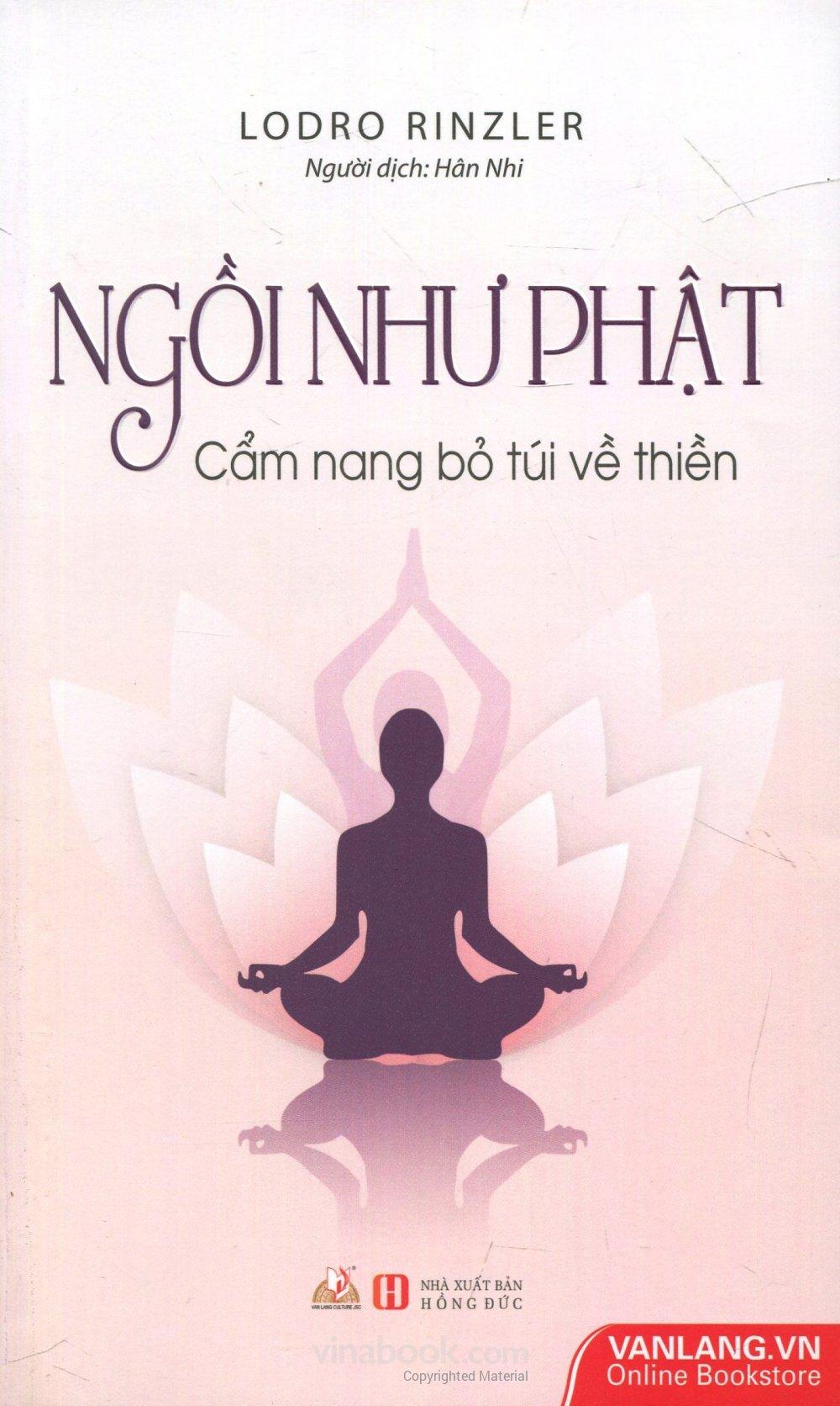 Ngồi Như Phật - EBOOK/PDF/PRC/EPUB