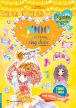 Công Chúa Vương Quốc Hoa - 1000 Hình Dán Trang Phục Công Chúa - Công Chúa Hoa Hướng Dương