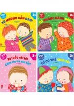 Bộ Sách Ứng Xử Cho Trẻ Mầm Non (Bộ 4 Cuốn)