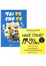 Combo Tôi PR Cho PR + Nghệ Thuật PR Bản Thân (Bộ 2 Cuốn)