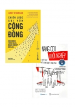Combo Bộ Sách Khởi Nghiệp: Chiến Lược Gọi Vốn Cộng Đồng + Cẩm Nang CEO Khởi Nghiệp (Bộ 2 Quyển)