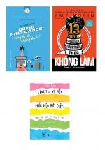 Combo Freelancer - Sáng Tạo Vô Biên (Bộ 3 Quyển)
