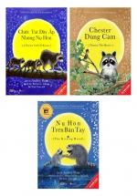Combo Picture Book Song Ngữ Nụ Hôn Trên Bàn Tay (Bộ 3 Cuốn)