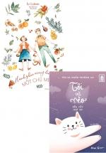 Combo Hạnh Phúc Mang Hình Dáng Một Chú Mèo + Tôi Và Mèo Đều Rất Nhớ Em (Bộ 2 Cuốn)