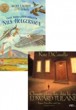 Combo Cuộc Phiêu Lưu Kì Diệu Của Nils Holgersson + Chuyến Phiêu Lưu Diệu Kỳ Của Edward Tulane (Bộ 2 Cuốn)