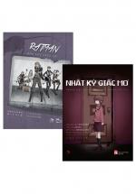 Combo Ratman - Bản Sao Chép Lỗi + Nhật Kí Giấc Mơ (Bộ 2 Cuốn)
