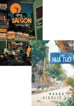 Combo Phố Nhà Thờ + Vọng Sài Gòn (Bộ 2 Cuốn)