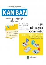 Combo Kanban - Quản Lý Công Việc Hiệu Quả + Lập Kế Hoạch Công Việc Theo Chu Trình PDCA - Bí Quyết Phát Triển Thần Kỳ Của Các Doanh Nghiệp Nhật Bản (Bộ 2 Cuốn)