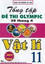 Tổng Tập Đề Thi Olympic 30 Tháng 4 Vật Lí 11 (Từ 2014 Đến 2018)