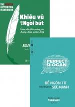 Combo Perfect Slogan –  Để Ngôn Từ Trở Thành Sức Mạnh + Khiêu Vũ Với Ngòi Bút (Bộ 2 Cuốn)