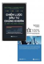 Combo Forex 100% - Học Cách Kiếm Tiền Trên Thị Trường + Chiến Lược Đầu Tư Chứng Khoán (Bộ 2 Cuốn)