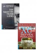 Combo Một Người Việt Trầm Lặng + Điệp Viên Hoàn Hảo X6 - Phạm Xuân Ẩn (Bộ 2 Cuốn)