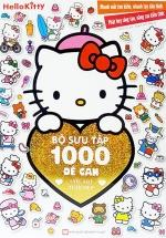 Hello Kitty - Bộ Sưu Tập 1000 Đề Can - Ước Mơ Tươi Đẹp