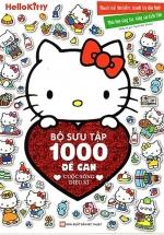 Hello Kitty - Bộ Sưu Tập 1000 Đề Can - Cuộc Sống Diệu Kì