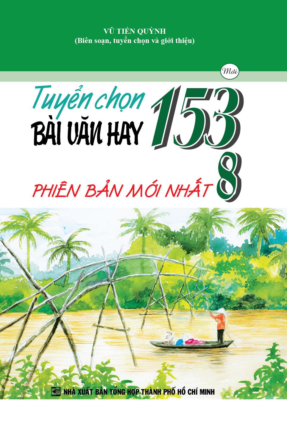 Tuyển Chọn 153 Bài Văn Hay 8