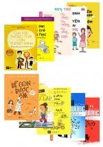 Combo Sách Nuôi Dạy Con (Bộ 10 Cuốn)