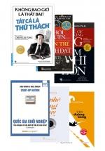 Combo Sách Kỹ Năng Sống Thay Đổi Tư Duy Bạn Trẻ 1 (Bộ 6 Cuốn)